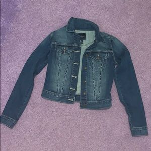 Jessica Simpson Jean jacket small never worn